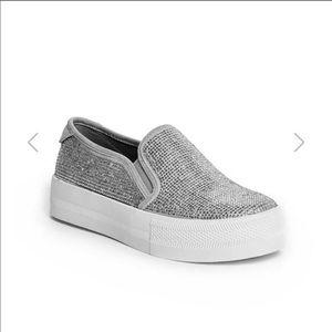 Sparkling platform Sneakers
